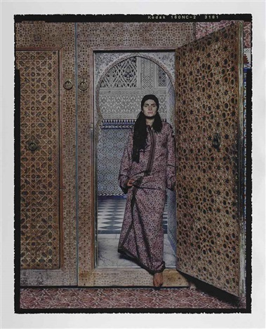 harem 4b by lalla essaydi