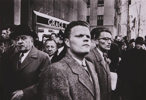 5th avenue by william klein