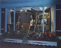 untitled (girl in window) by gregory crewdson