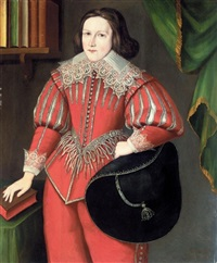 portrait of a boy by gilbert jackson
