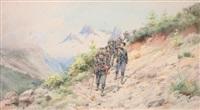chasseurs alpins du 24e régiment en montagne by pierre comba