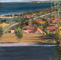 view from the malibu hills by larry cohen
