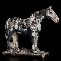 untitled (horse) by jean-pierre larocque
