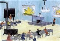 mon école by blanche bolduc