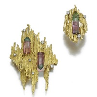 demi-parure (set of 2) by randa tabbah