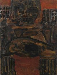 parturition (from birth) by leon golub