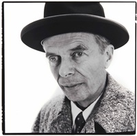 aldous huxley, writer, new york by richard avedon