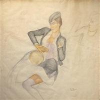 roberte (recto/verso) by pierre klossowski