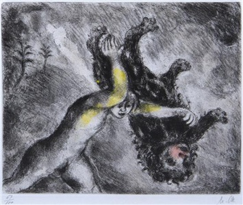 artwork by marc chagall
