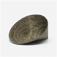 untitled (welded form) by harry bertoia