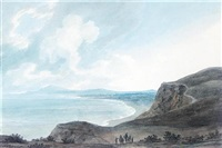 fano on the adriatic by john robert cozens