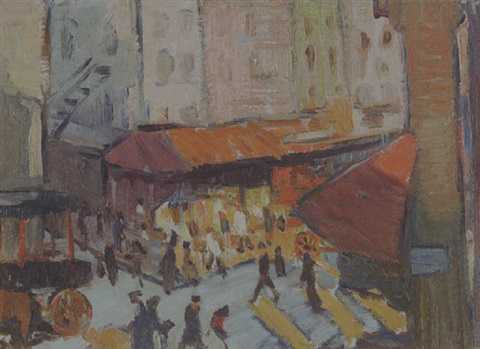 north end by gertrude fiske
