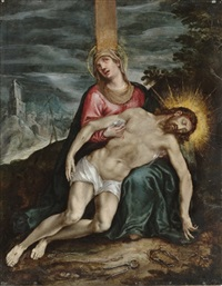 the lamentation by hispano-flemish school (17)
