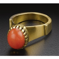 a ring by charles loloma