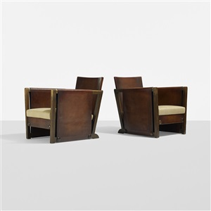 funkis armchairs model 35389 pair by axel einar hjorth
