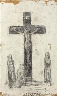 crucifixion by armando reverón