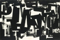 untitled by ad reinhardt