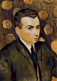 portrait by moïse kisling