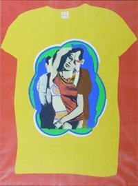 dream t-shirt by allen jones