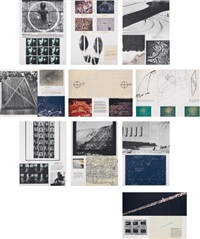 projects (portfolio of 10) by dennis oppenheim
