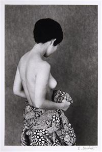 japonaiserie by edouard boubat