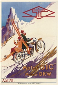 motos sic by alphonse noel