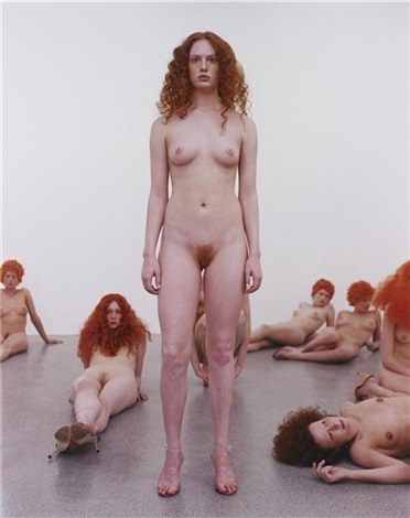 vb43008te large by vanessa beecroft