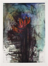 bird of paradise by jim dine