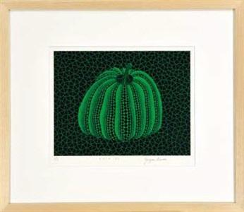 pumpkingy by yayoi kusama