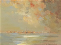 after the rain, dun laoghaire by thelma mansfield