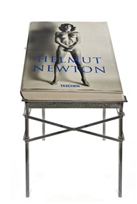 sumo by philippe starck and helmut newton