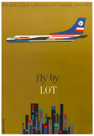 fly by lotpolish airlines by hubert hilscher