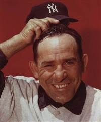 yogi berra by ozzie sweet
