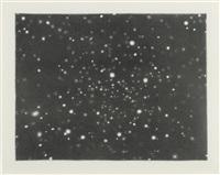 galaxy (hydra) by vija celmins