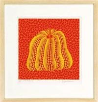 pumpkin(rysq) by yayoi kusama