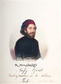 nafi efendi by alois von anreiter