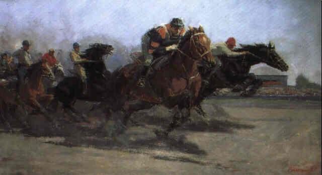 les courses by igor rubinsky