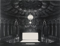 fox theatre, detroit, mich by hiroshi sugimoto