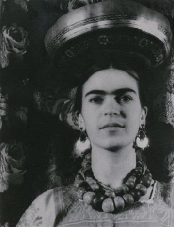 frida kahlo by carl van vechten
