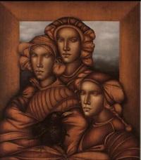 tres mujeres by carmen aldunate