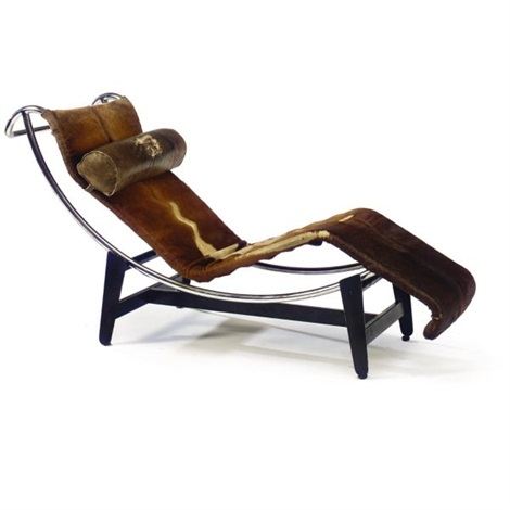 Chaise Longue By Le Corbusier And Charlotte Perriand