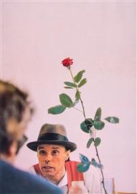 ohne die rose tun wir's nicht by joseph beuys