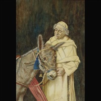 friar & donkey by nettie stone easterbrook
