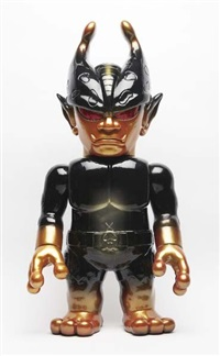 giant nightstalker by frank kozik