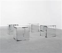 robert morris untitled 1965-72 (in 4 parts) by gavin turk