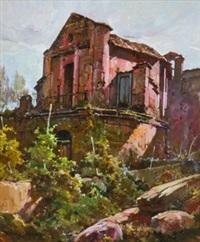 casa in collina by alfredo sablautzki