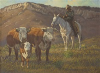 holding herd by wayne baize