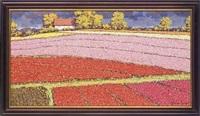 flower fields by sergei patikovski