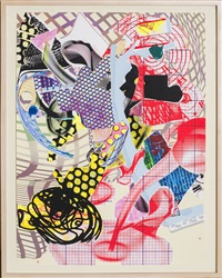 coxuria by frank stella