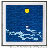 moon by takashi murakami